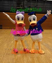 Donald daisy haute qualite les enfants fetards