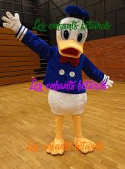 Donald haute qualite les enfants fetards