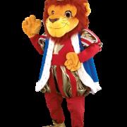 Mascotte lion ok