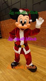 Mickey noel haute qualite les enfants fetards