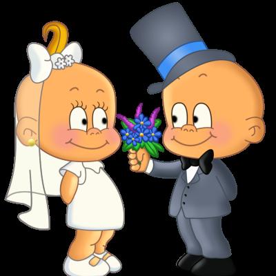 Bebe mariage