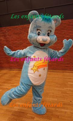 Bisounours bleu lef