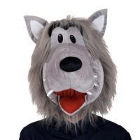 Loup mascot