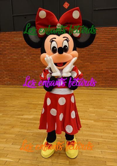 Minnie classique haute gamme les enfants fetards