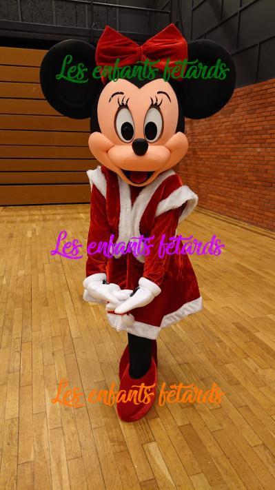 Minnie noel haute qualite les enfants fetards