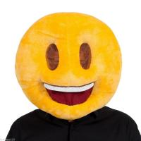 Smiley content mascot