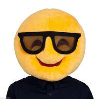 Smiley star mascot